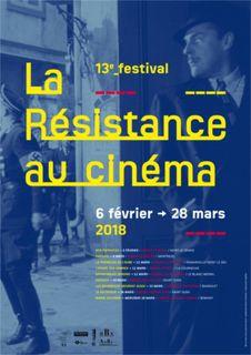 festival Résistance au cinéma