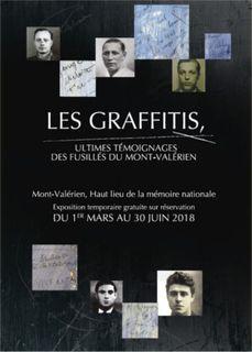 Exposition graffiti Mont Valérien