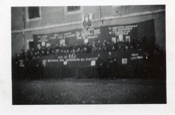 Eysses 16 janvier 1944